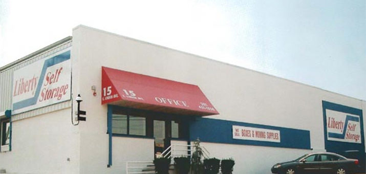 Liberty Self Storage – Jersey City, New Jersey