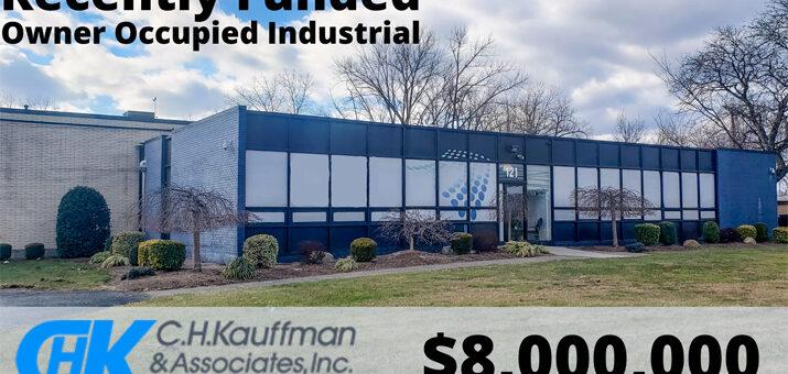 Owner occupied Industrial  Building                          Moonachie, New Jersey