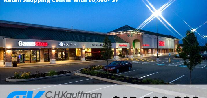 90,000+ SF Retail Shopping Center                                      Douglass Township, Pennsylvania