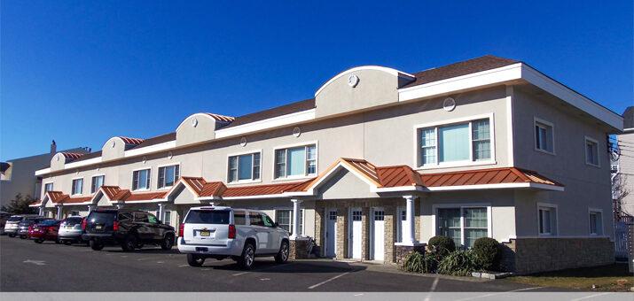 16 Unit Multi-family Building                                     Sea Bright, New Jersey